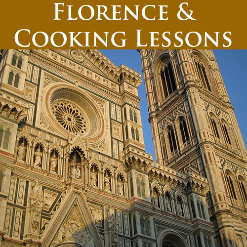 Florence & Cooking Lessons