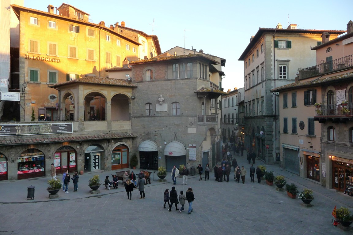 cortona and the Etruscans