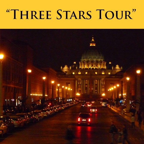 Three Stars Tour