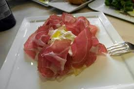 Culatello di Zibello  ham 1