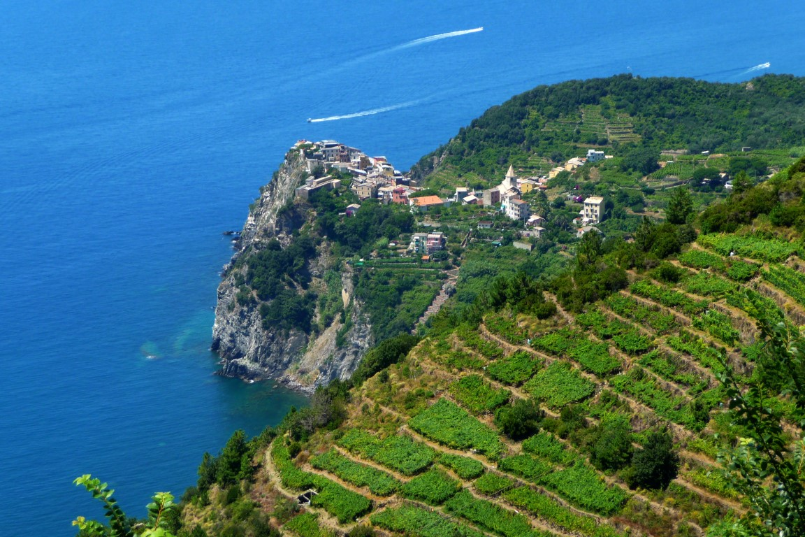 Corniglia five lands