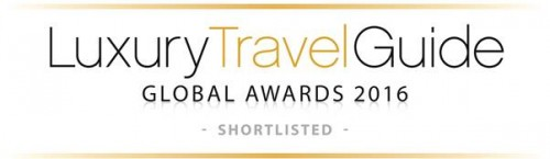 Luxury Travel Guide AWARDS 2016 shortlisted