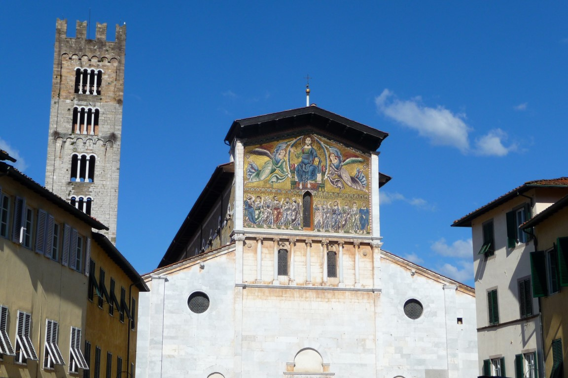 Lucca day trip