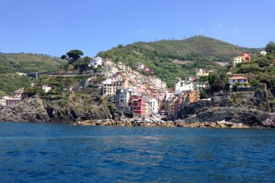 Riomaggiore five land day trip