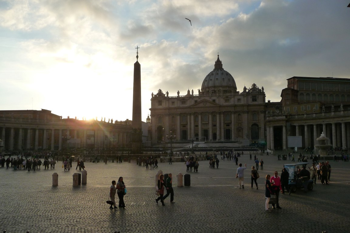 St Peter in Vatican